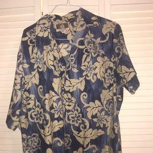 Hawaiian Button Down Shirt